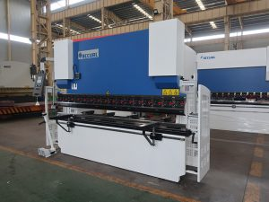 100Т 2500 2-осна контрола хидрауличне кочионе машине за савијање кочница
