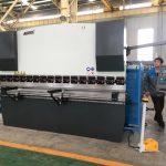 125тон машина за савијање лимова за обликовање нерђајућег челика