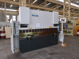 хидрауличка машина за савијање ЦНЦ 3 оса преса кочница за Малезију