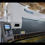 4 осовина ЦНЦ преса кочиона машина 175 тон к 4000мм ЦНЦ моторизована круница