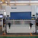 ВЦ67К 500Т / 4000мм цнц хидраулична преша кочница од нерђајућег челика, машина за савијање лима високе ефикасности