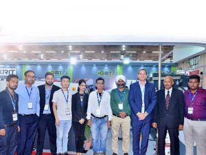 Акурл је учествовао на Индијској изложби 2016. године