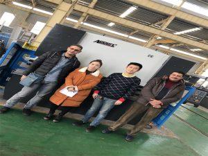 Египћани купују машину за кочиону масу од компанија Аццурл