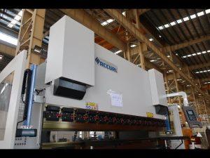 Хидраулична НЦ преса кочница / машина за савијање лимова МБ7-125Тк3200