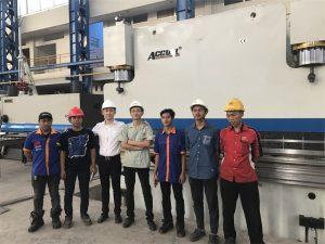 Делегација Индонезије је дошла у посјету нашој фабрици