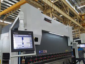 Делем ДА52 хидраулична машина за савијање, прецизно позиционирање Хоризонтална преса цијена кочнице, ЦНЦ угао гвожђе