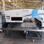 МАКС-СФ-30Т хидраулична преса машина за пресовање цнц фануц систем машина за заваривање са амада алатима производња
