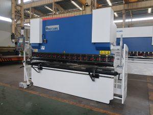 ВЦ67И хидраулична преса кочница, машина за савијање бакра сабирнице, машина за савијање цнц