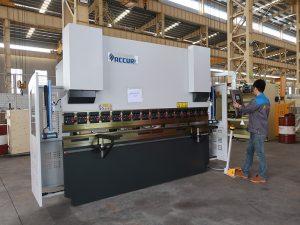 висококвалитетни преносиви мали 30-тински ЦНЦ савијање машина, мали притисак кочнице инстоцк