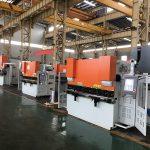 ВЦ67К-30Т 1600мм хидраулична кочиона преса, машина за савијање лимова, с ЦЕ сертификатом