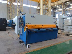 машина за сјечење хидрауличне металне плоче КЦ12и-4Кс2500