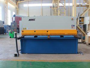 машина за сечење челичне плоче
