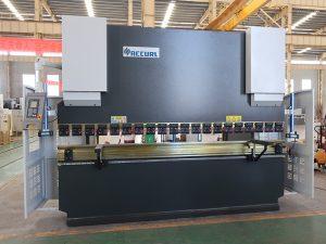 сигурносна употреба НЦ машина за пресовање челичних коцница за чишћење 80Т 2500мм ВЦ67К